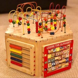 6-Sided Activity Center